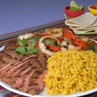 Fajita Meat With Rice Recipes