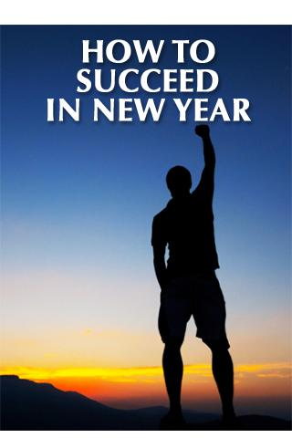 How to Succeed in New Year