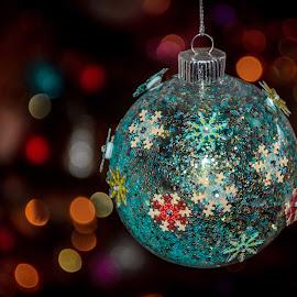 by Vishal Bhatnagar - Public Holidays Christmas ( , serenity, blue, mood, factory, charity, autism, light, awareness, lighting, bulbs, LIUB, april 2nd )