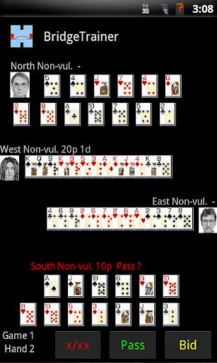 Bridge Trainer - screenshot