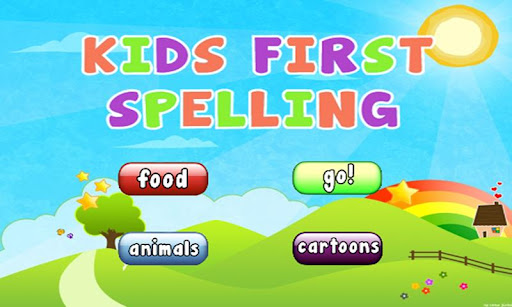 Kids First Spelling Plus