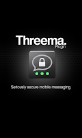 Screenshot of Threema Voice Message Plugin