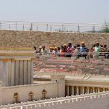 26 de agosto I: Cesarea, Jafa, Maqueta de Jerusalen, Museo del Libro, Monte de los Olivos, Getsemani