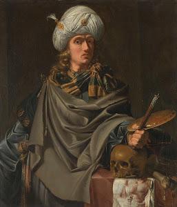RIJKS: attributed to Johannes van Swinderen: painting 1636