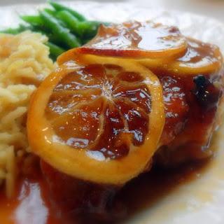 Sticky Lemon Chicken Rice Recipes
