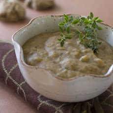 Navy Bean Gravy