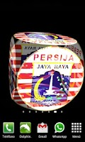 Screenshot of 3D Persija Jakarta Wallpaper