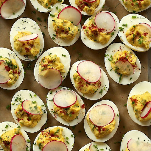 Extra-Special Deviled Eggs
