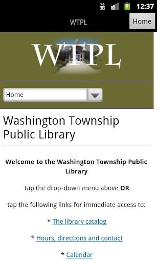 Washington Twp. Public Library