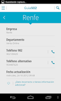 Screenshot of Guía 902