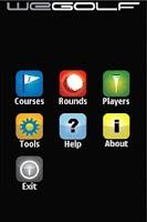 Screenshot of WeGolf - Golf GPS