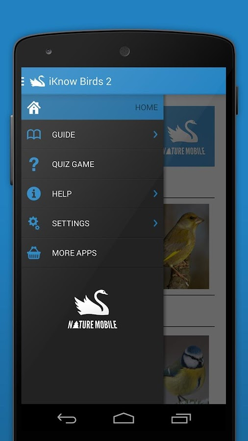 iKnow Birds 2 PRO - Europe Screenshot 2