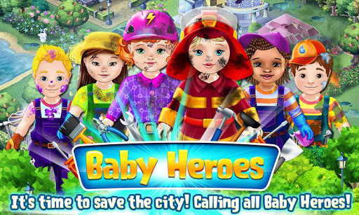 Baby Heroes - screenshot