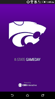 Screenshot of K-State Gameday Lite