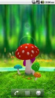 Screenshot of Amazing 3D Mushroom Garden