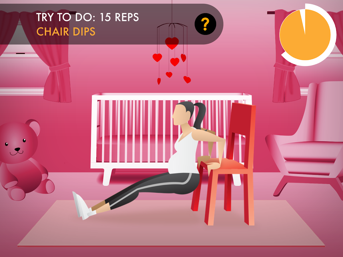 Pregnancy Workouts by Power 20 Screenshot 11