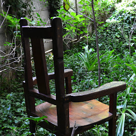 chair by Talitha Watson - Artistic Objects Furniture (  )