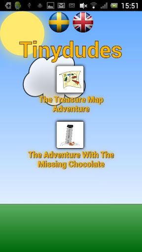 Tinydudeslight Children's Book