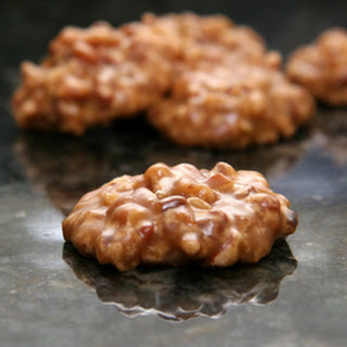 Creamy Pralines With Toasted Pecans