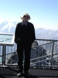 Philippe, sommet du Mont-Fort - 09/2007