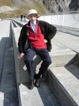 Philippe - Barrage de la Grande Dixence - 09/2007