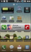 Screenshot of Tiny Call Confirm