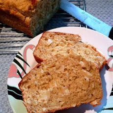 Caribbean Coconut Quick Bread
