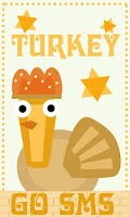 Screenshot of GO SMS Pro Turkey ThemeEX