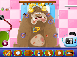 Screenshot of Hospital Monster Doctor