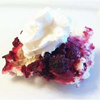 Emily's Blackberry Cobbler