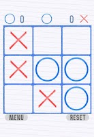Screenshot of TIC TAC TOE