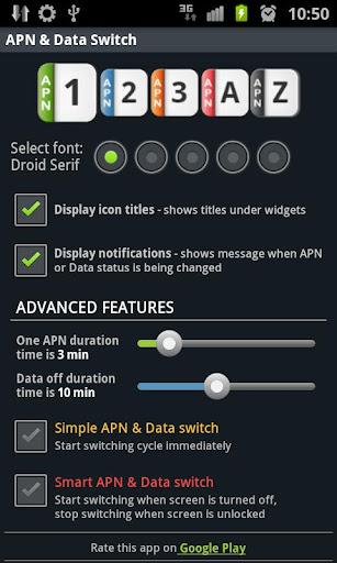 【免費工具App】APN & Data Switch Pro-APP點子