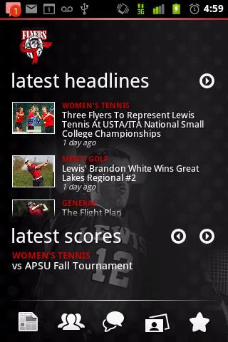 免費運動App|Lewis Flyers|阿達玩APP