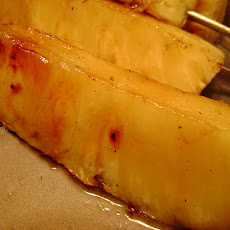 Grilled Marsala Pineapple