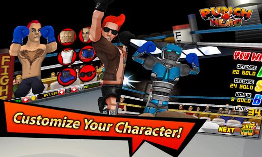 Punch-Hero 14