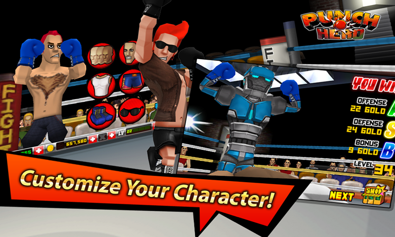 Punch-Hero 32