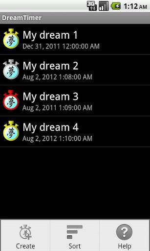 DreamTimer