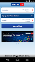 Screenshot of Aircel Pocket Payment
