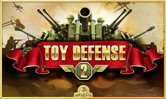 Screenshot of Toy Defense 2 – strategy