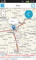 Screenshot of Vietnam Offline Map & Guide