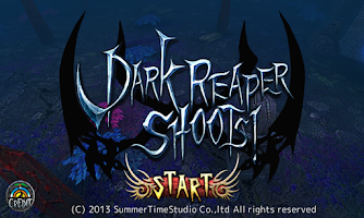 Screenshot of Dark Reaper Shoots!