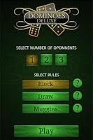 Screenshot of Dominoes Deluxe