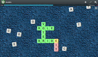 Screenshot of WordMix