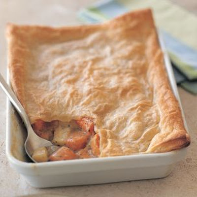 Root Vegetable Potpie