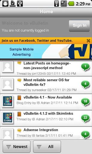 2ribe Mobile