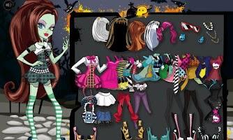 Screenshot of Girly Ghoul