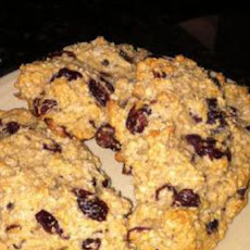Low Fat Honey Oat Scones