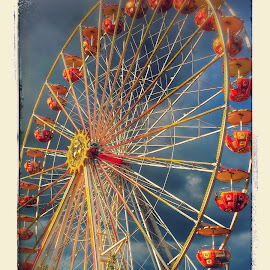 2014 German/American Friendship Fest Wiesbaden by Joe Harris - City,  Street & Park  Amusement Parks