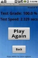 Screenshot of Math Wizard