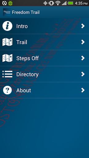Dom Trail Official App - screenshot